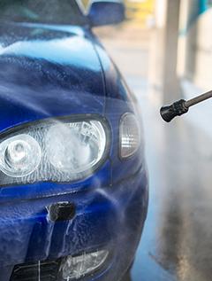 Lavagem Automóvel | Serviço Oficina